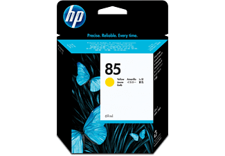 HP Tintenpatrone Nr. 85 gelb