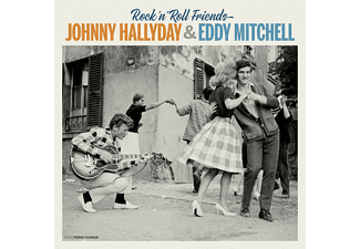 Johnny Hallyday & Eddy Mitchell - Rock N Roll Friends CD