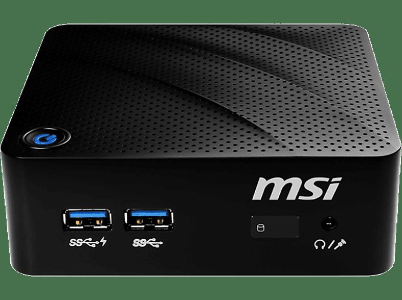 MSI Mini PC Cubi N 8GL Intel Celeron N5000 (8GL-067MYS)