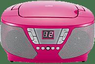 BIGBEN CD60 Kids CD Radio, Pink