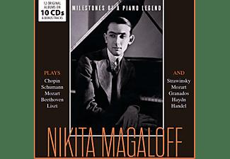 Nikita Magaloff - Milestones Of A Piano Legend  - (CD)