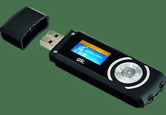 OK. OAP 210-4 MP3-Player (4 GB, Schwarz)