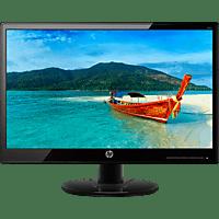 HP 19KA 18,5 Zoll WXGA Monitor (7 ms Reaktionszeit, 60 Hz)