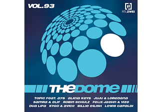 VARIOUS - The Dome Vol.93 - (CD)
