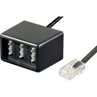 GOOBAY 68025, Adapter, 20 cm
