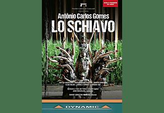 VARIOUS - Lo schiavo  - (DVD)