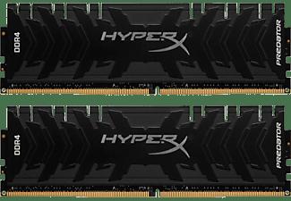 KINGSTON Arbeitsspeicher HyperX Predator DIMM Kit 16GB, DDR4-2666, CL13-15-15 (HX426C13PB3K2/16)