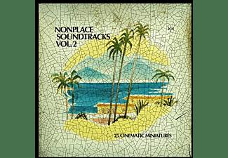 VARIOUS - NONPLACE SOUNDTRACKS VOL.2  - (CD)