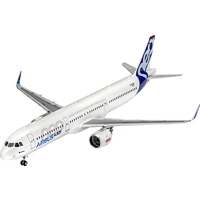 REVELL Model Set Airbus A321 Neo Modellbausatz