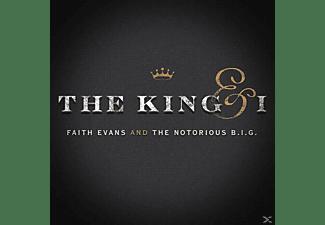 Faith Evans, The Notorious B.I.G. - King & I,The  - (CD)