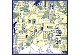 Käptn Peng & Die Tentakel Von Delphi - Das Nullte Kapitel (Vinyl)  - (Vinyl)