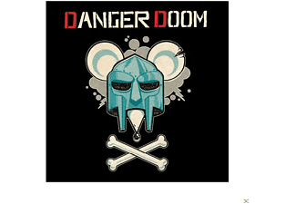 Danger Doom - The Mouse & The Mask (Official Metalface Version)  - (CD)