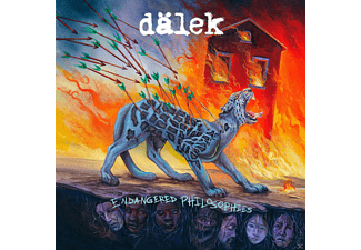 D'lek - Endangered Philosophies  - (Vinyl)