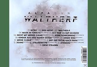 Alpa Gun - Walther-P  - (CD)