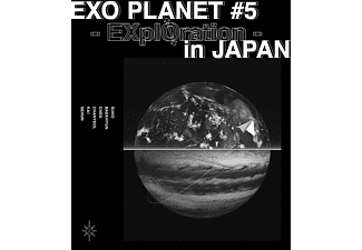 Exo - Exo Planet #5 - EXplOration In Japan (Blu-ray)