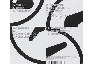 Aphex Twin - Selected Ambient Works 85-92  - (CD)