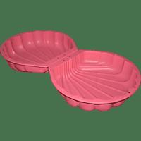 BIG SAND- UND WASSERMUSCHEL Sandkasten, Pink