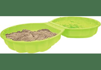 BIG SAND- UND WASSERMUSCHEL Sandkasten Grün
