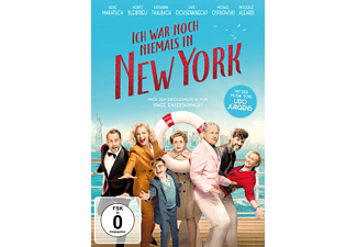 Ich war noch niemals in New York DVD