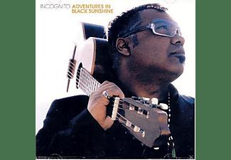 Incognito - ADVENTURES IN BLACK SUNSHINE  - (CD)