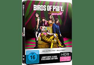 Birds of Prey - The Emancipation of Harley Quinn SteelBook® 4K Ultra HD Blu-ray + Blu-ray