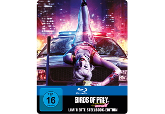 Birds of Prey - The Emancipation of Harley Quinn SteelBook® - (Blu-ray)