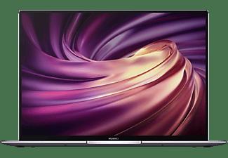 HUAWEI Matebook X Pro 2019, Notebook mit 13,9 Zoll Display Touchscreen, Core™ i7 Prozessor, 8 GB RAM, 512 GB SSD, GeForce® MX250, Grau