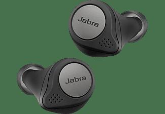 JABRA Elite Active 75t Tidal Aktion, In-ear Kopfhörer Bluetooth Titan Schwarz