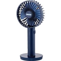 UNOLD Breezy II 86628 Handventilator Blau (4 Watt)