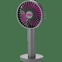 UNOLD Breezy II 86629 Handventilator Anthrazit/Lila (4 Watt)