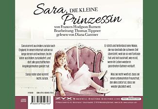 BURNETT, FRANCES H. - TIPPNER, THOMAS - Sara,Die Kleine Prinzessin  - (CD)