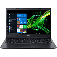 ACER Aspire 5 (A515-54G-77SX), Notebook mit 15.6 Zoll Display, Core™ i7 Prozessor, 8 GB RAM, 512 GB SSD, GeForce® MX250, Schwarz