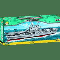 COBI 4815 WS USS ENTERPRISE Flugzeugträger Klemmbausteine-Set