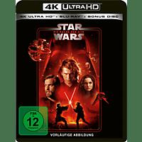 Star Wars: Episode III - Die Rache der Sith [4K Ultra HD Blu-ray + Blu-ray]