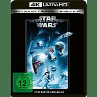 Star Wars: Episode V - Das Imperium schlägt zurück - Limited Edition [4K Ultra HD Blu-ray + Blu-ray]