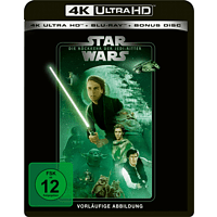 Star Wars: Episode VI - Die Rückkehr der Jedi-Ritter [4K Ultra HD Blu-ray + Blu-ray]