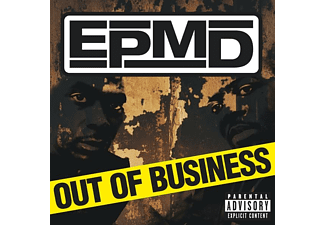 EPMD - Out Of Business CD