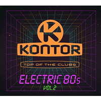 VARIOUS - Kontor Top Of The Clubs-Electric 80s Vol.2 [CD]