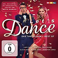 VARIOUS - Let's Dance-Das Tanzalbum (Best Of) - [CD + DVD Video]