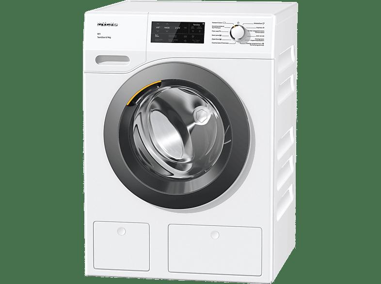 MIELE Wasmachine voorlader TwinDos A (WCG 670 WCS)