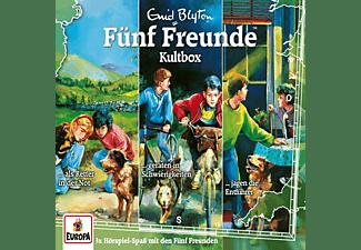 Fünf Freunde - (35): 3er-Kultbox [CD]