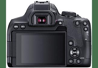 CANON Spiegelreflexkamera EOS 850D schwarz mit Objektiv EF-S 18-55mm f4.0-5.6 IS STM (3925C002)