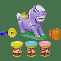 PLAY-DOH Animal Crew Naybelle Showpony Spielknete, Mehrfarbig