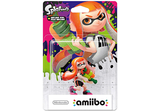 Inkling Girl Splatoon - amiibo Super Smash Bros. Collection