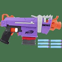 NERF Fortnite SMG-E Blaster, Mehrfarbig