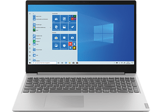 "LENOVO-IDEA Ideapad S145-15IIL - Notebook (15.6 "", 256 GB SSD, Platingrau)"