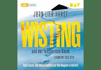 Jorn Lier Horst - WISTING UND DER FENSTERLOSE RAUM (COLD CASES 2)  - (MP3-CD)