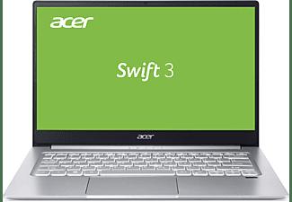 ACER Swift 3 (SF314-42-R2CZ), Notebook mit 14 Zoll Display, Ryzen™ 5 Prozessor, 8 GB RAM, 512 GB SSD, AMD Radeon™ Grafik, Pure Silver