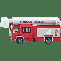 SIKU Magirus Multistar TLF mit Teleskopmast Modellfahrzeug