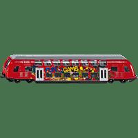 SIKU Doppelstock-Zug Modellfahrzeug